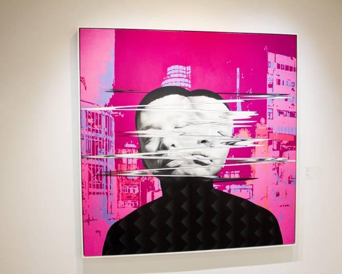尊彩藝術中心:【微量裂解的總和】林宏信個展