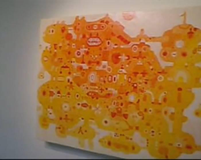 畫展開幕花絮:朝代藝術 寵物們之超時空冒險-楊紅國個展