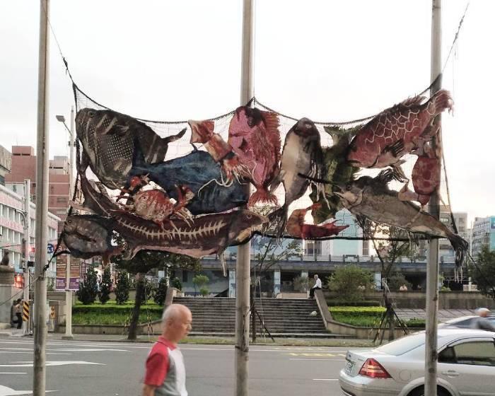 《夜視。基隆港》策展人黃又文:給城市的回眸一瞬