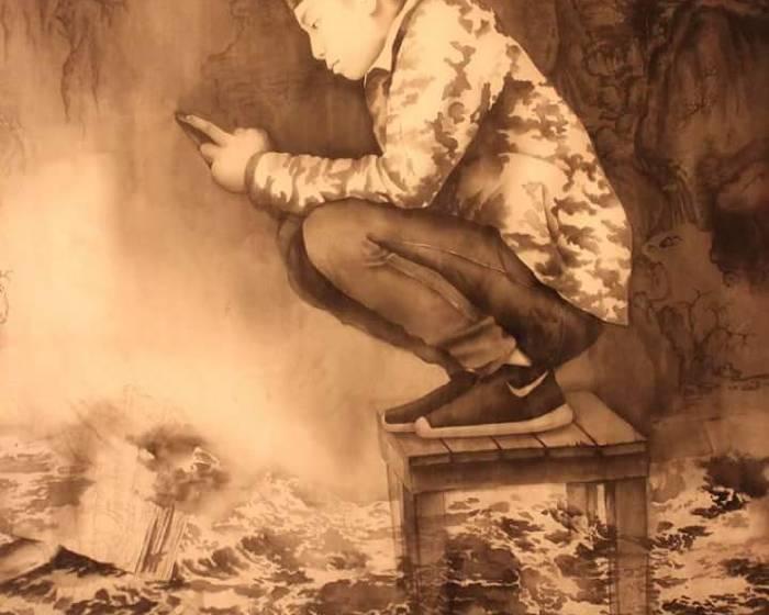 新北市藝文中心【自然之境】書畫藝術創作聯展