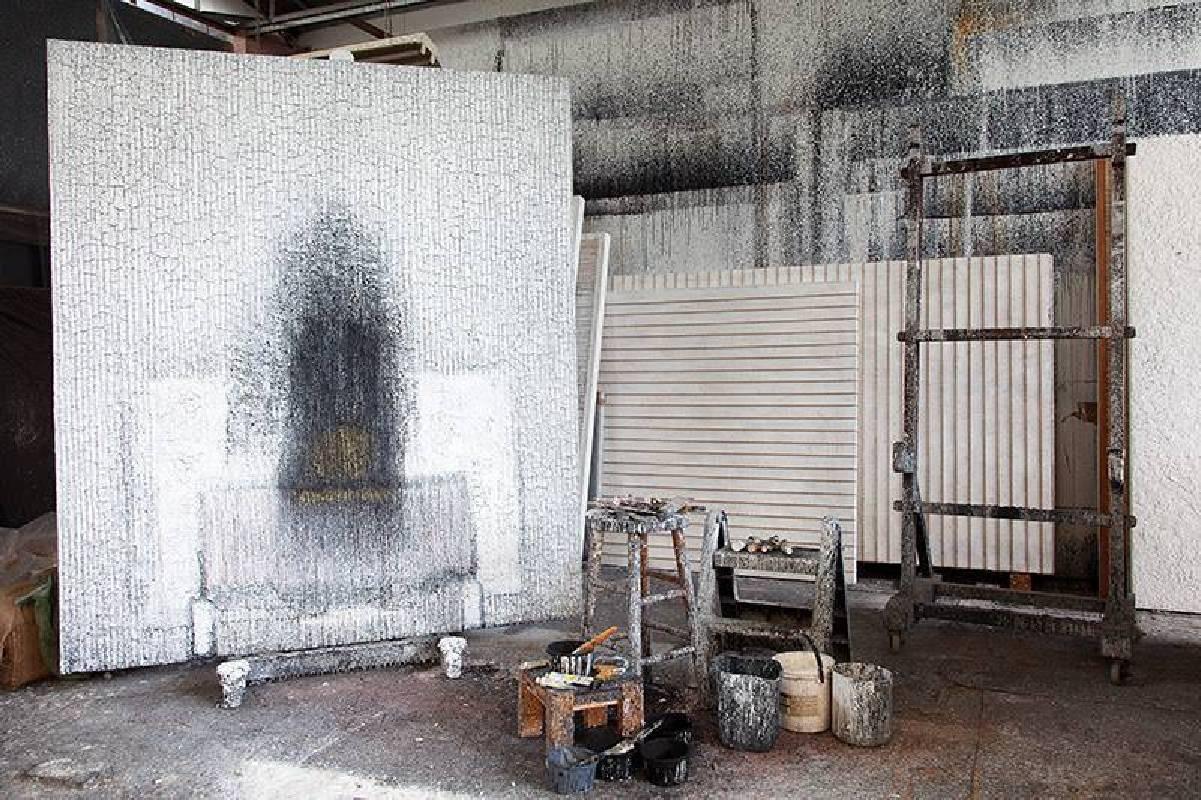 劉安民,《煤煙》,2016