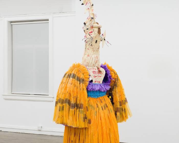 就在藝術空間【五百年 500 Years】比利時當代藝術家海蒂・芙歐特首次台灣個展
