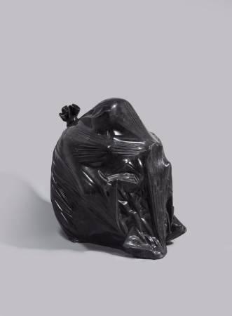 慢性3  大理石 60x50x65cm 2015