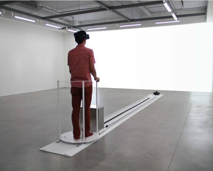 畫廊聯展 來場音像藝術微旅行