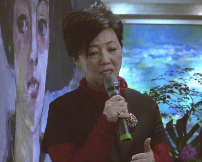 非池中藝術網 | 藝文直擊:【真心實願】張淑芬油畫巡迴展