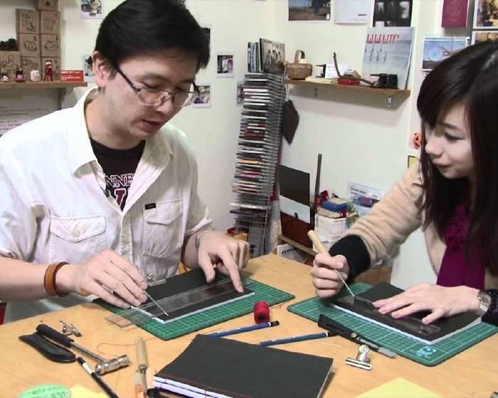 非池中藝術網 | 藝術線上學習 : 創意手工書 陳彥宇