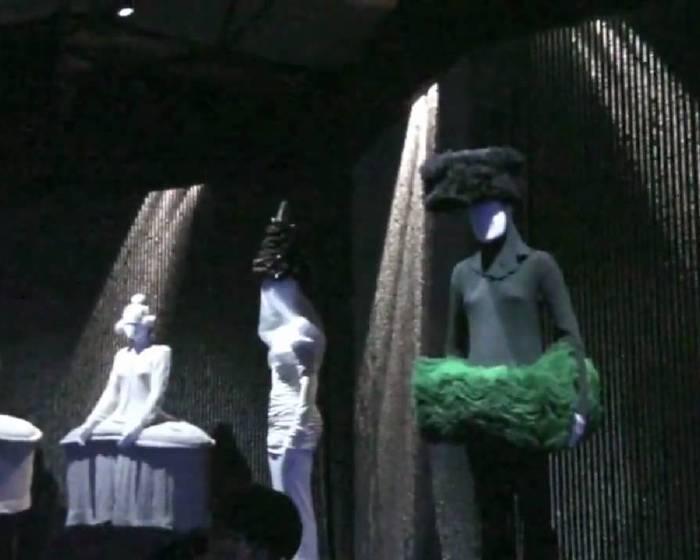 藝文直擊:【幻羽舞影】時尚頑童高堤耶與編舞家蕭畢諾舞台服裝展