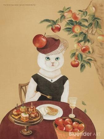 Plant my own apple garden_Eunice CHEUNG Wai Man