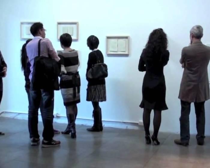藝文直擊:就在藝術「手感的妙」志村姐弟 金氏徹平 飯田竜太 開幕