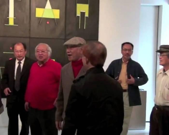 藝文直擊:【大象藝術空間】_「霍剛個展」開幕花絮