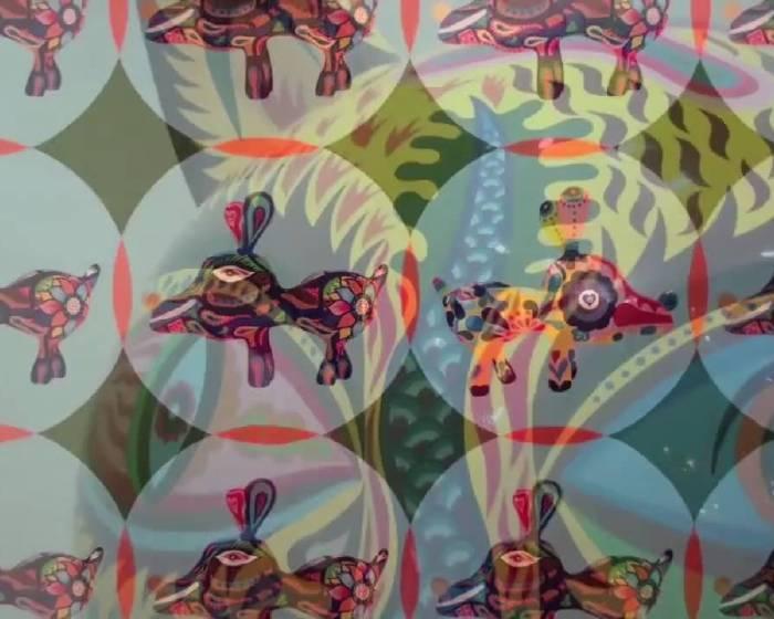 印象畫廊:「神仙 老虎 狗」洪易個展花絮影片