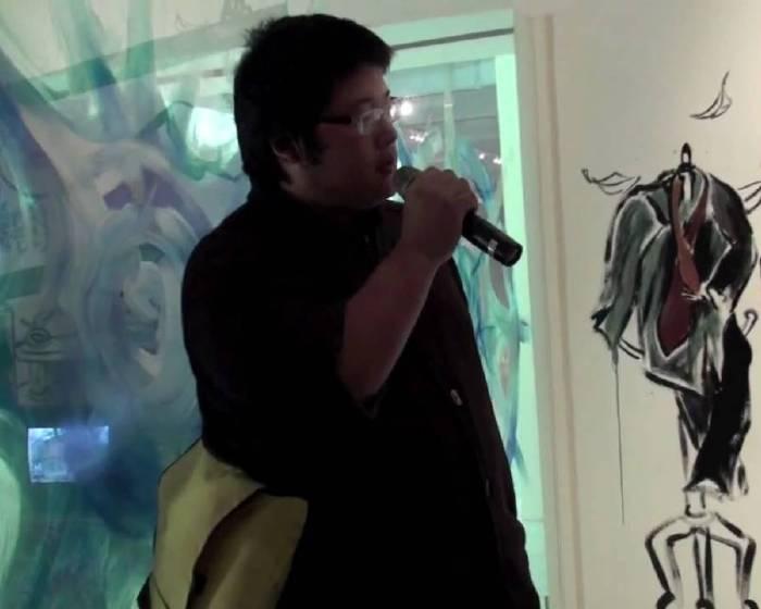 藝文直擊: 2009台北美術獎-美術獎得主導覽花絮