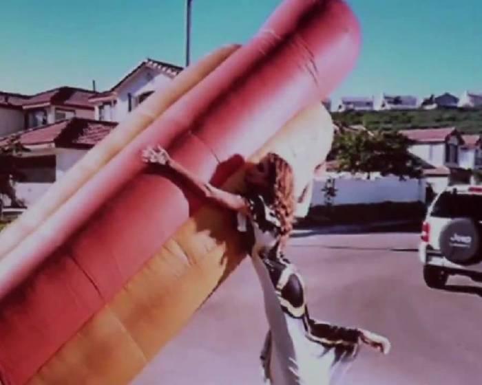 藝文直擊:台北當代 David Lachapelle 巡迴演講花絮