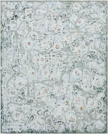 微風花草 Flowers in Breeze---1652