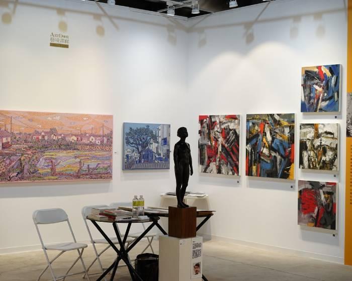 藝境畫廊【ART KAOHSIUNG 2016 高雄藝術博覽會】
