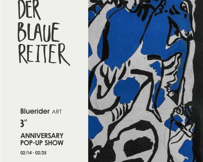 Bluerider ART【Bluerider ART 三週年】Der Blaue Reiter