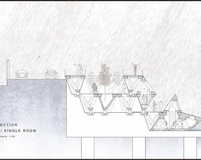 交通大學藝文空間【太空漂流指南】2017交大建築展