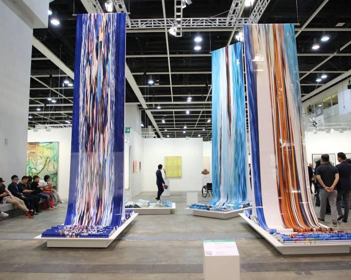2017香港巴塞爾 這10個大型藝術品好吸睛