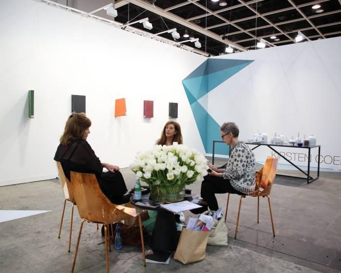 2017香港巴塞爾藝術博覽會作品特搜