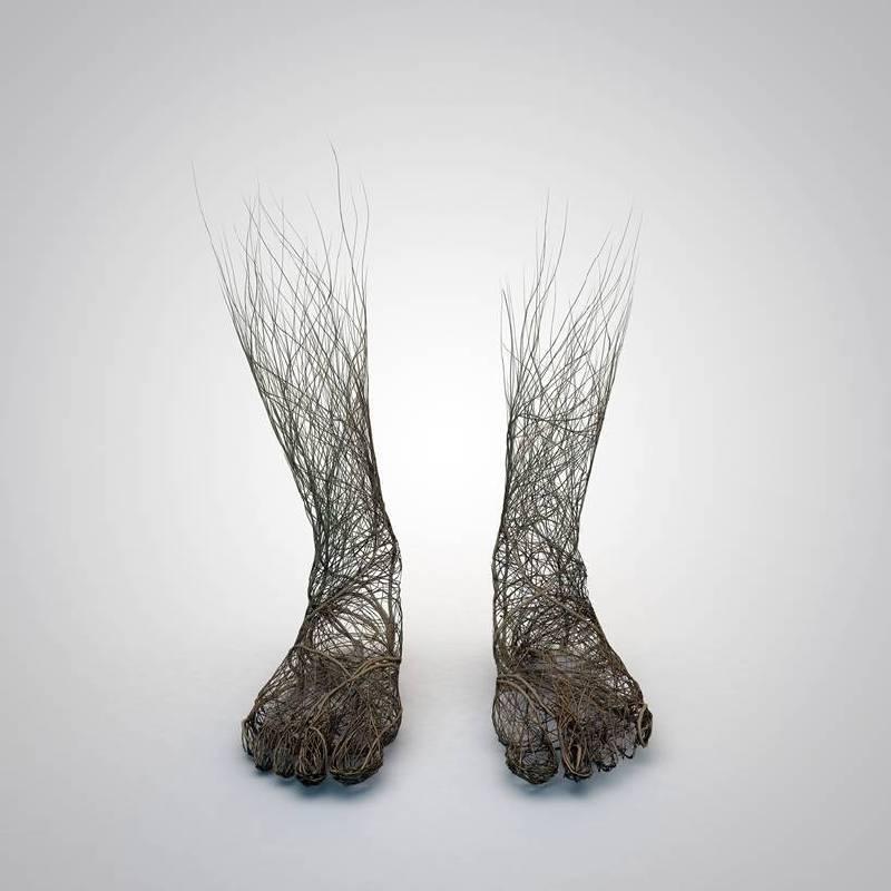 Gregoire A. Meyer《Roots》Digital Print 100×100cm 2015 法國