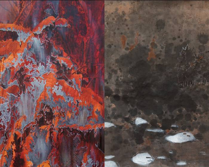 科元藝術中心【陳瑩芝 ‧ 劉芸怡 2017雙個展】Chen Ying-Chih & Liu Yun