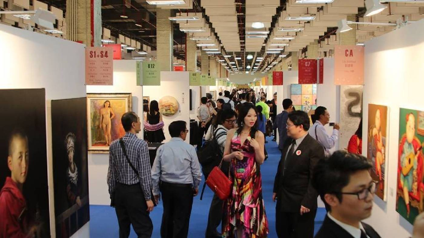 「台北新藝術博覽會」首創「以藝術家為核心」,為亞洲國際展會新指標。