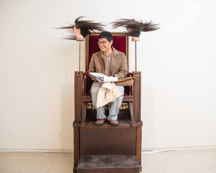 2017臺南新藝獎:70藝術家10空間聯展 展現古都當代藝術活力