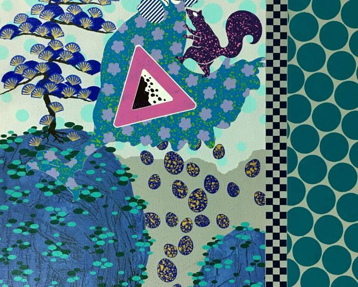 A+ Creations 移動畫廊【小情話】2017廖堉安個展