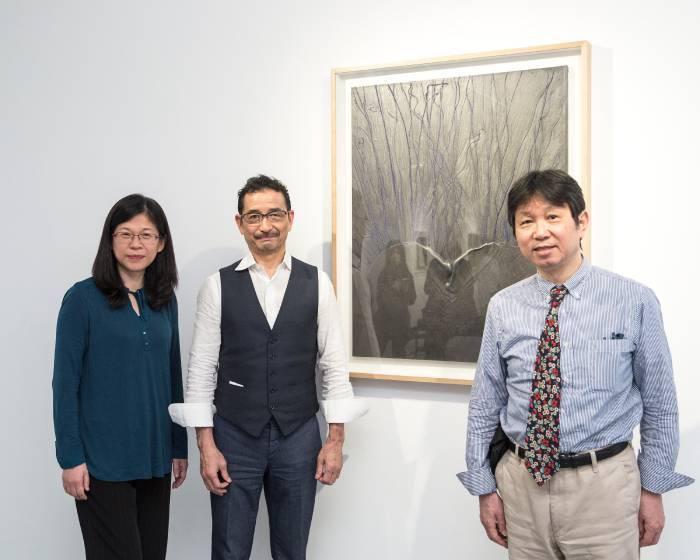 也趣藝廊 AKI Gallery【一個大無畏的時代-具體派在也趣】 隆重開幕