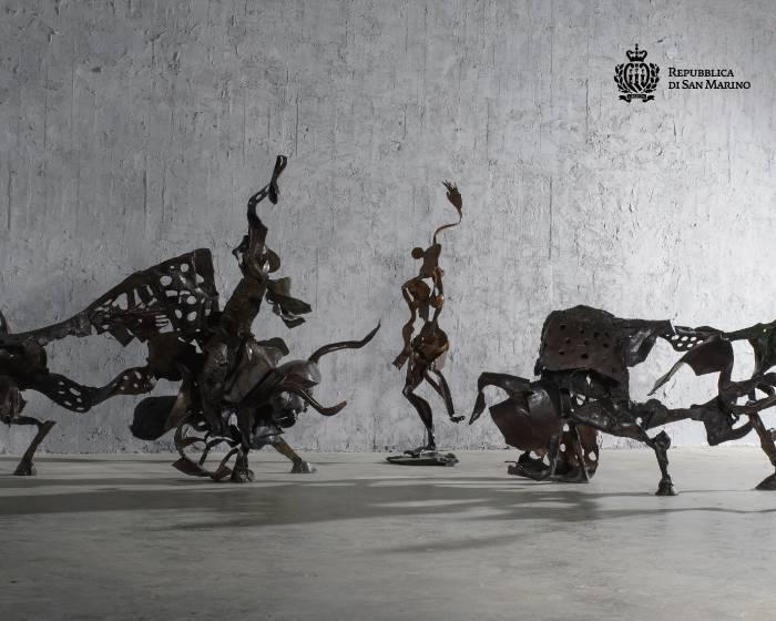 采泥藝術【2017威尼斯雙年展│聖馬利諾國家館│《有無之際─李光裕大型個展》】