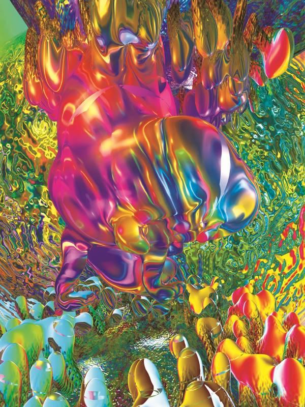 失重樂園─河口洋一郎的衍化論Zero-Gravity Paradise