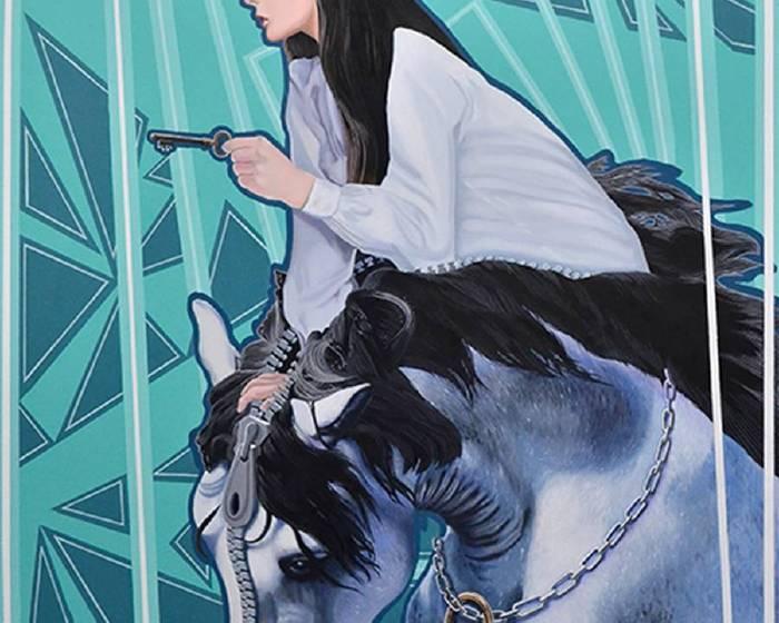 金車文教基金會【陳佑朋-油畫創作展(麻煩加上活動主視覺或作品圖, 謝謝!)】