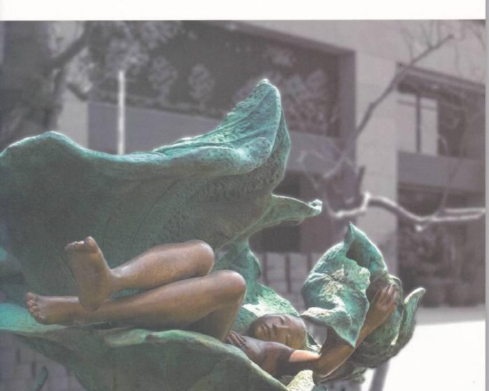 【遠築 April-June 2017】吟詠藝術與環境共榮的詩篇─李光裕的公共藝術雕塑美學