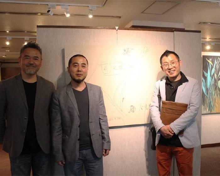 亞億藝術空間 :【從微觀到宏觀之眼 】談邱軍、朴光燮、金佶煦的繪畫創作