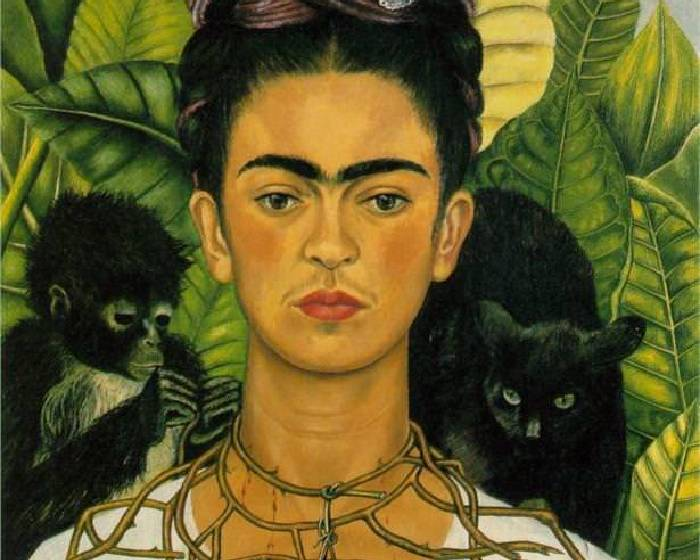 悲壯的卡蘿——二十世紀最引人爭議的女畫家