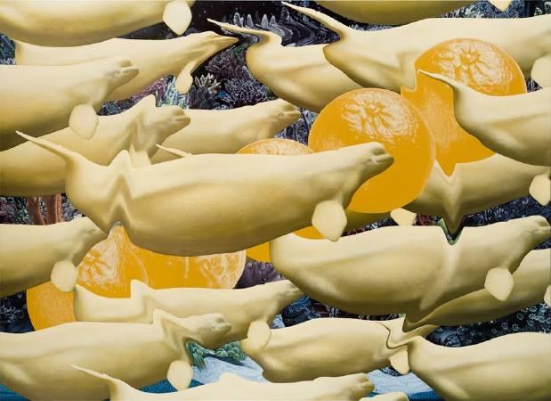 有錢圖-鯨鯨鯨鯨鯨...、五橘, 黃舜廷