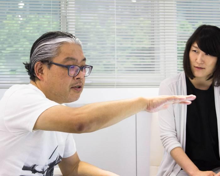 我愛你…我並不愛你 專訪日動畫廊東京當代館客座策展人宮津大輔