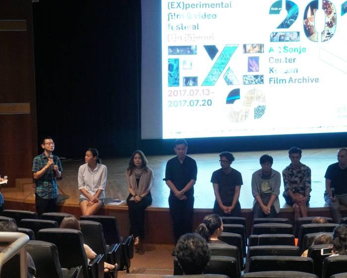 台灣動態影像出征首爾 七位台灣藝術家參加「韓國首爾國際實驗電影節」