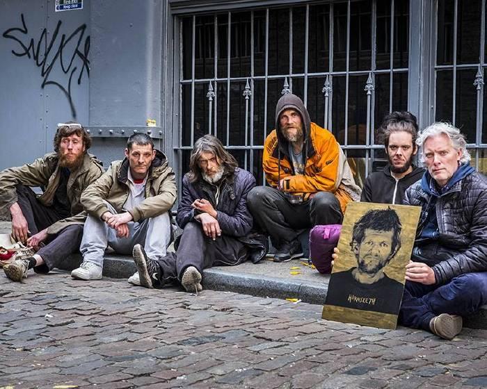 丹麥前衛藝術家私有化遊民 買家可24小時跟監