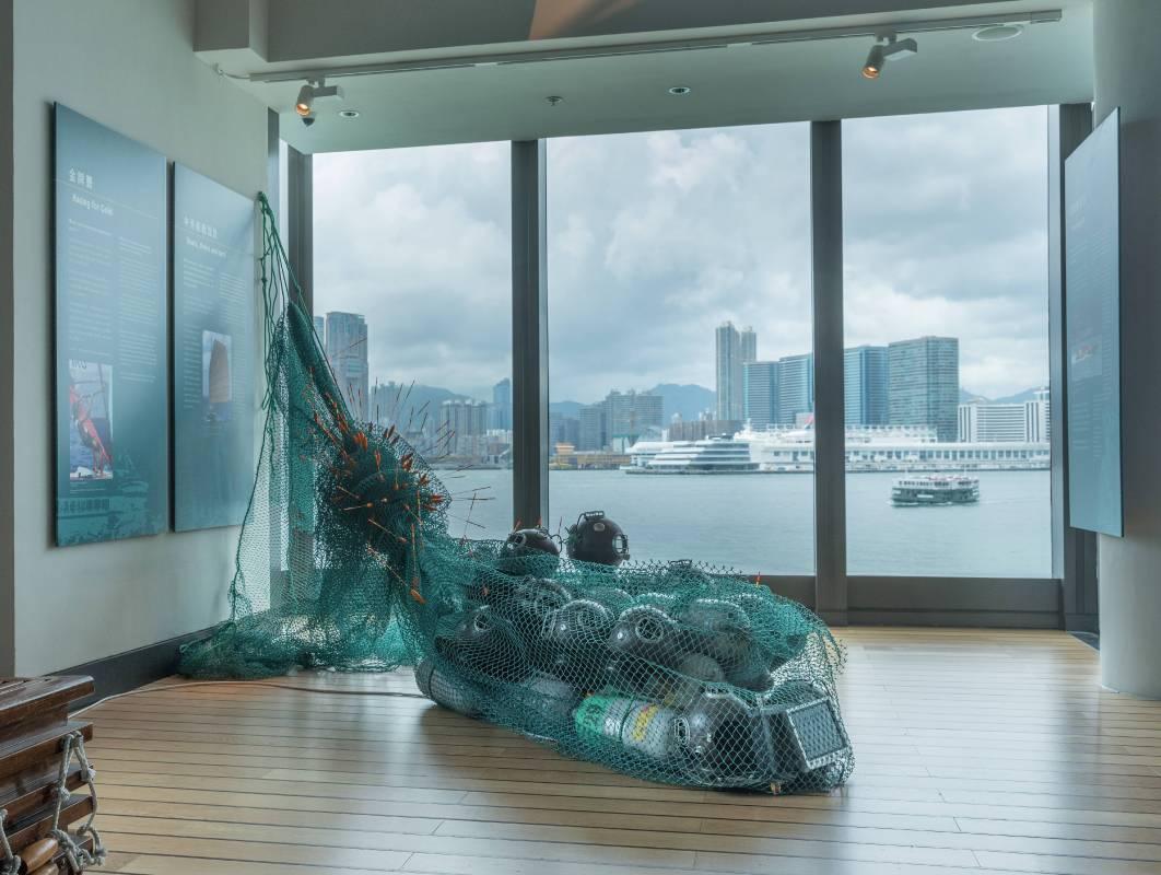 張琪凱<來自太平洋的傳說> ZHANG QIKAI -Tale from the Pacific Ocean