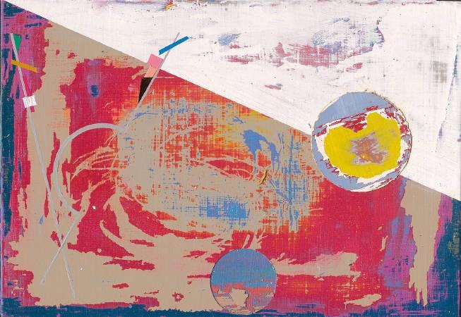 李政勳 記憶,第29號/Memory-No.29 ·22×15 cm ·壓克力木板 ·2017
