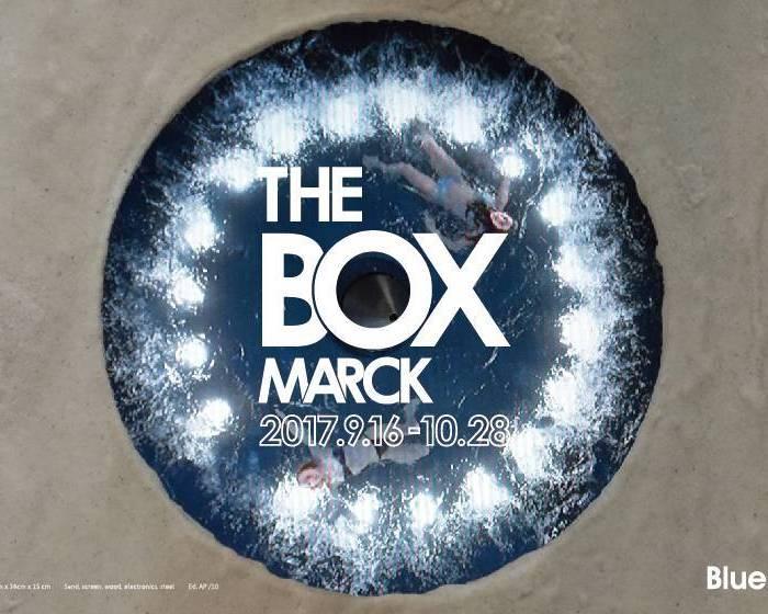Bluerider ART【《The Box》瑞士錄像雕塑藝術家Marck亞洲首個展】
