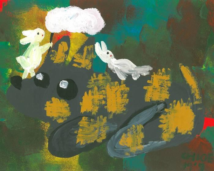 帕帕拉夏藝文中心【我的憂鬱與那些陪伴】Chloe 創作個展