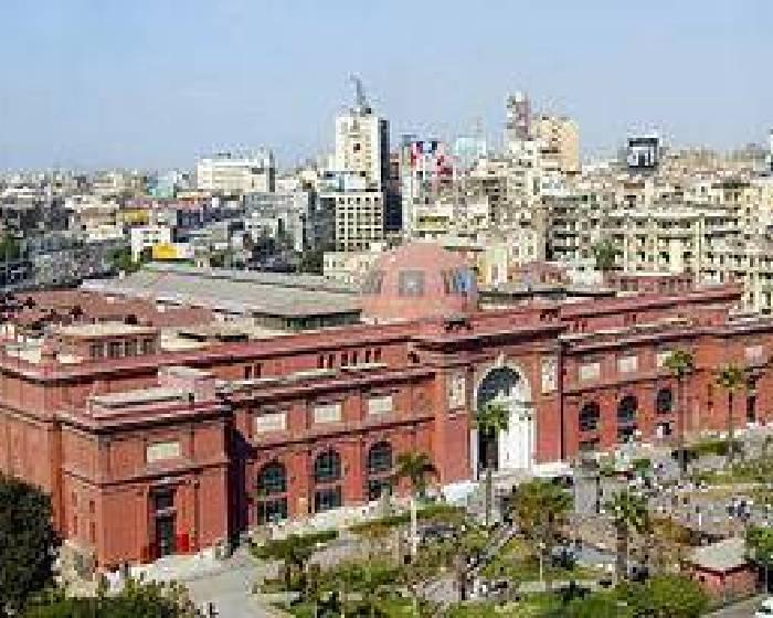 國際:追回開羅被搶藏品 今年再展