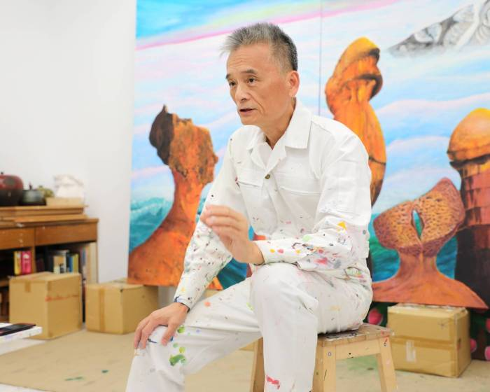 MOCA台北當代藝術館 展前開箱 「真.性.情」好色之ㄊㄨˊ ─ 蕭耀個展