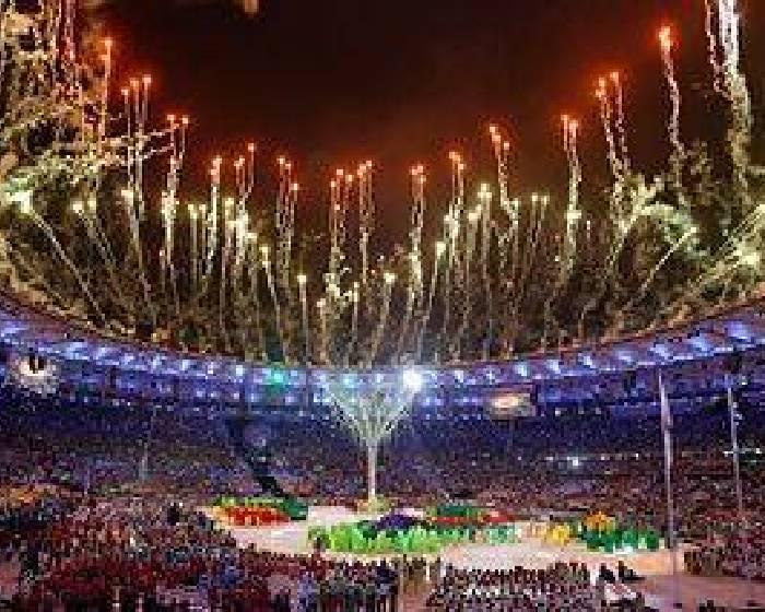里約奧運開跑  整個城市都是美術館