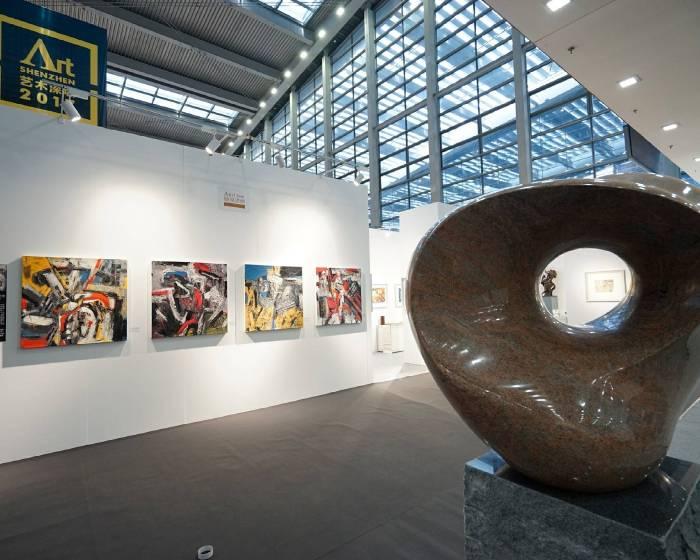 藝境畫廊【Art Shenzhen 2017 藝術深圳】
