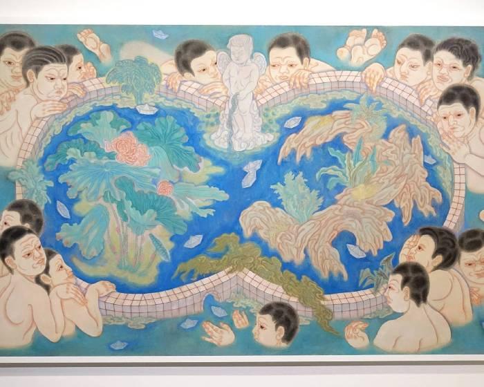 赤粒藝術:「顛倒夢想」曾建穎2017個展