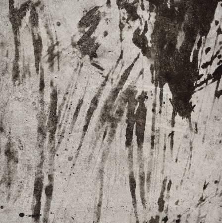 韓湘寧_雨水系列-4_50x50cm_版畫_2016