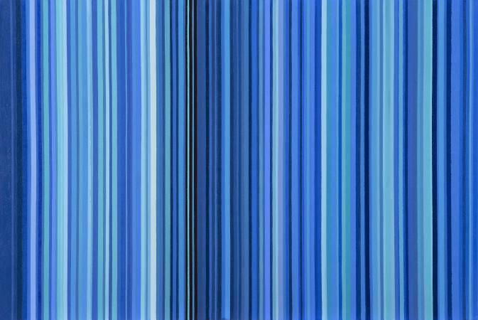 Jo Hsieh None-Space S22  61x91cm  2009  複合媒材、畫布